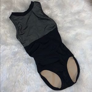 SecondSkin Dancewear Chelsea Leo - black